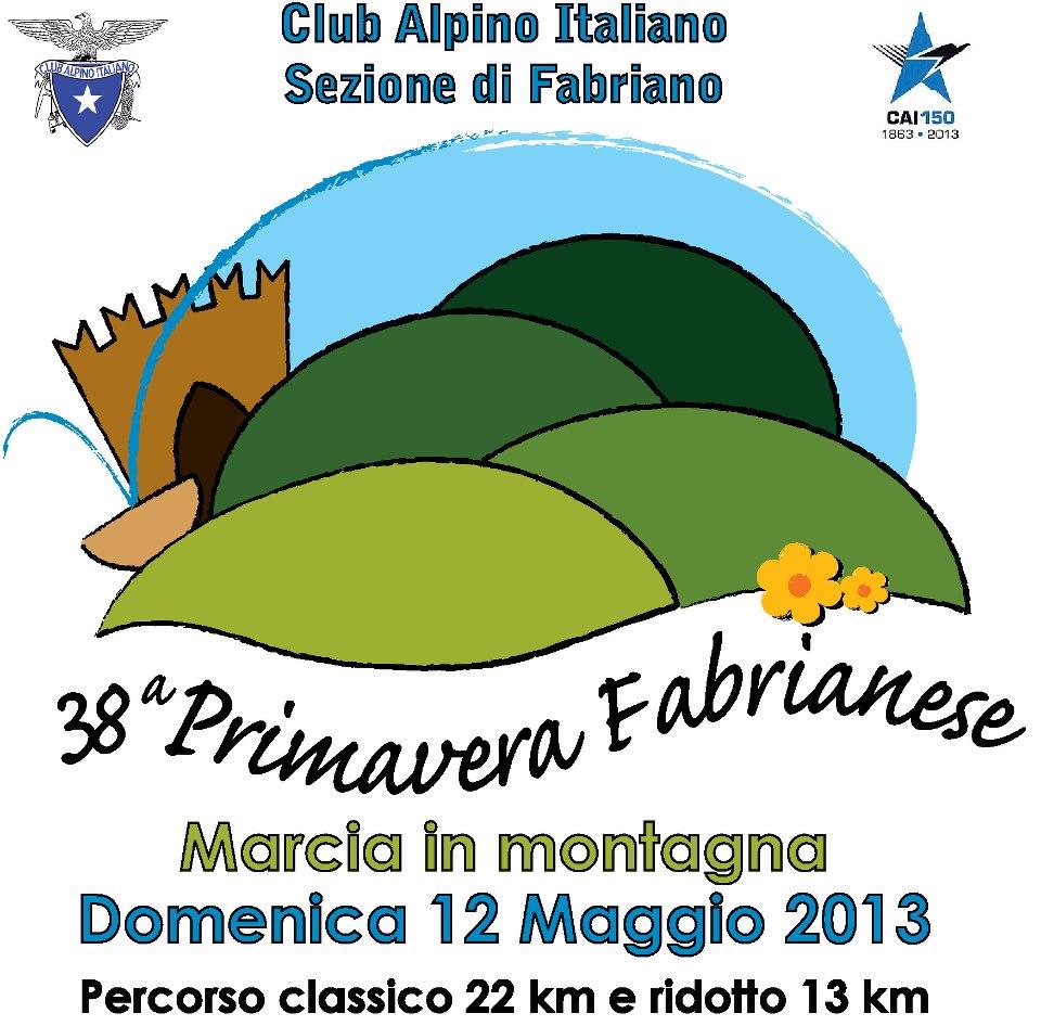 FABRIANO – 38^ Primavera Fabrianese marcia in montagna